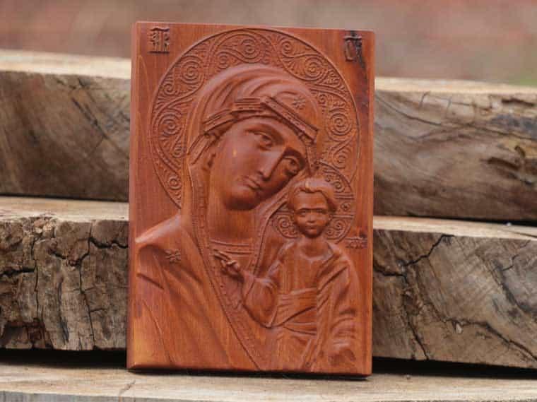 Казанска икона на Божията Майка